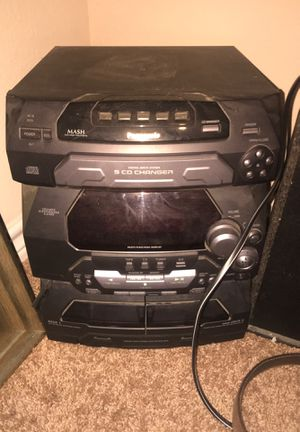 Panasonic stereo system for Sale in Austin, TX
