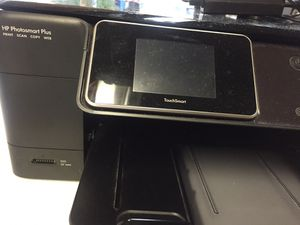 Touch smart printer- HP for Sale in Lansing, MI