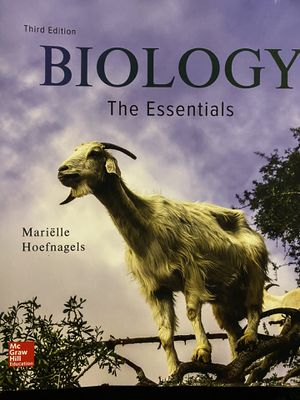 Biology (The Essentials) 3rd Edition for Sale in Columbus, OH