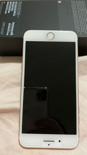 Rose gold iPhone 7 Plus 32 G for Sale in Highland, CA