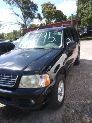 2005 Ford Explorer. XLT 3rd row for Sale in Land O Lakes, FL