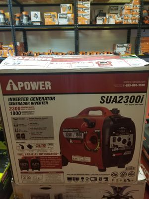 Brand new I power 2300 inverter generator . Im only asking for $330 for Sale in Buena Park, CA