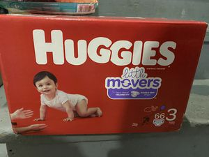 Huggies and pampers for Sale in Chicago, IL