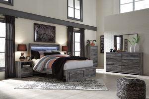 Ashley Furniture Gray Dresser for Sale in Santa Ana, CA