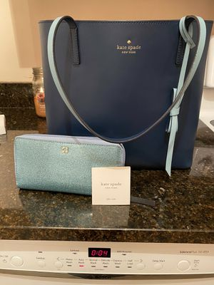 Kate Spade tote with wallet for Sale in Troy, MI