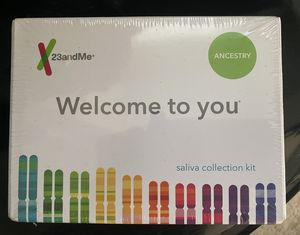 Sealed NEW 23andMe Ansestry Kit for Sale in Washington, DC