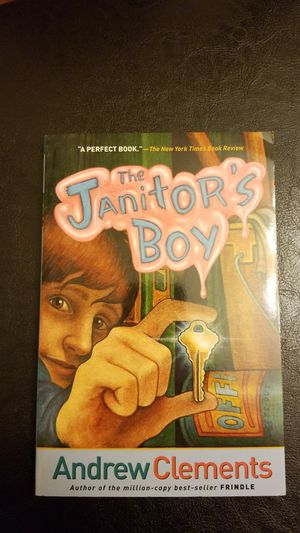 Janitor's Boy by Andrew Clements for Sale in Bothell, WA