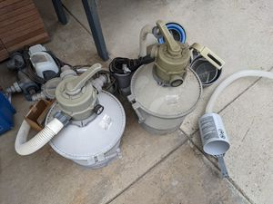 Pool pumps for Sale in Fontana, CA