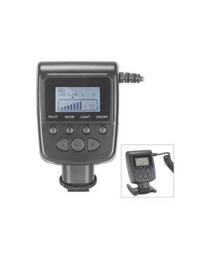 PLOTURE Flash Light with LCD Display Adapter Rings and Flash Diff-Users for Canon Nikon and Other DSLR Cameras for Sale in Miami, FL