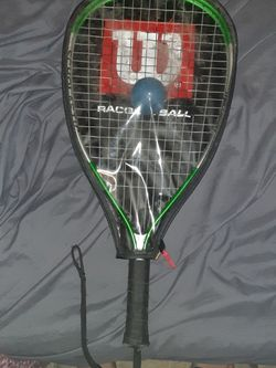 Racquet, Ball And Case for Sale in Ocala,  FL