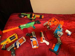 Nerf guns for Sale in Gilbert, AZ