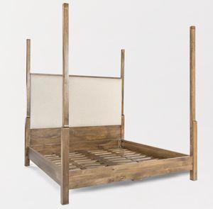Alder and Tweed: Everette Queen Bed Frame for Sale in Portland, OR