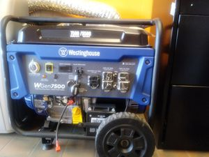New Westinghouse Generator for Sale in Nashville, TN