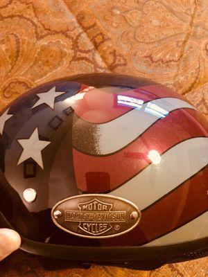 HARLEY-DAVIDSON MOTORCYCLE HELMET for Sale in Beaver, PA