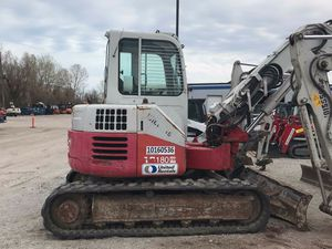 2013 TAKEUCHI TB180FR- EXCAVATOR for Sale in Wheaton, IL