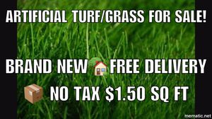 Astro turf! Artificial grass turf! Synthetic! High quality! for Sale in Poway, CA