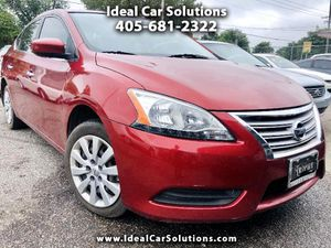 2015 Nissan Sentra for Sale in Oklahoma City, OK