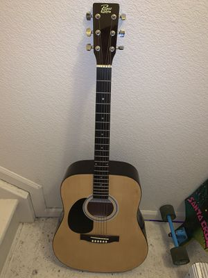 Rogue Guitar w/ Accessories for Sale in Denver, CO