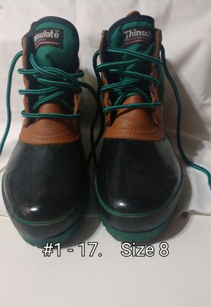 Thinsulated Boots for Sale in Philadelphia, PA
