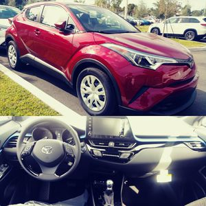 2019 Toyota CHR LE 4d crossover for Sale in Hollywood, FL