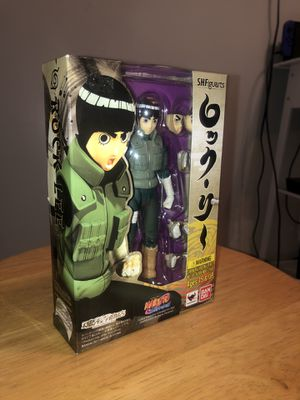 Rock Lee Sh figuarts for Sale in Brooklyn, NY