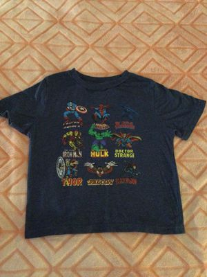 5T Marvel boys shirt 👕 for Sale in Rancho Cucamonga, CA
