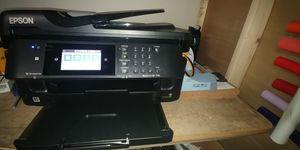 Epson WF7710 SUBLIMATION PRINTER for Sale in Cumberland, RI