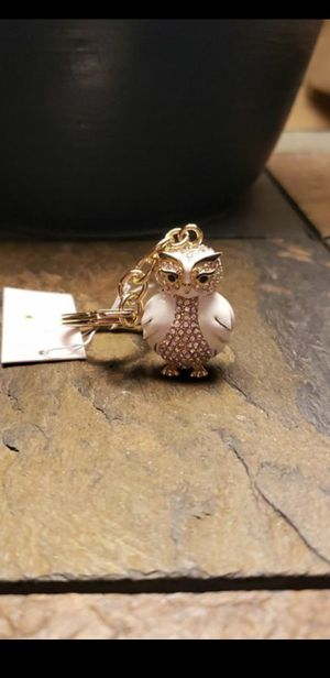 Kate spade owl keychain for Sale in Brooklyn, OH