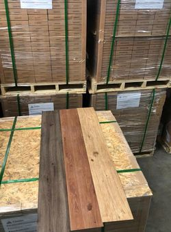 VINYL GLUE DOWN FLOORING $25.90 A BOX UD for Sale in China Spring,  TX