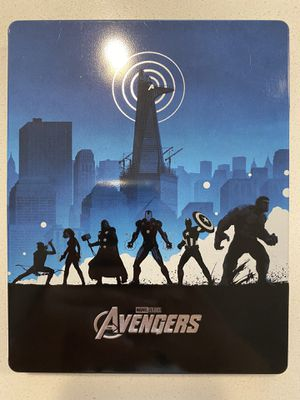 Avengers Bluray Steelbook -please read for Sale in Aurora, CO