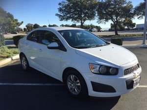 2013 Chevy Sonic 0.70k Miles Only must come see! for Sale in San Leandro, CA