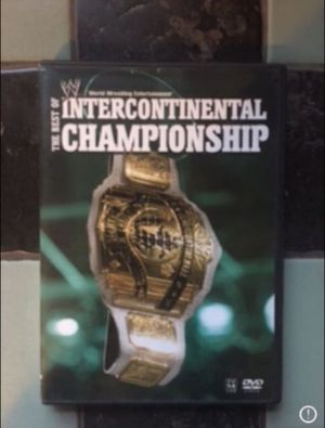 The Best of WW Intercontinental Championship 2004 dvd for Sale in Milnesville, PA