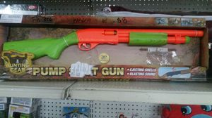 Nerf Pump shot gun missing the bullets for Sale in Concord, NC
