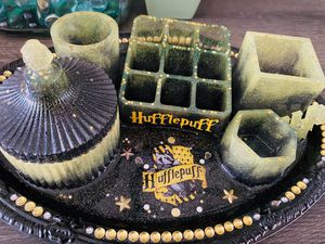 Harry Potter Hufflepuff vanity tray for Sale in Boise, ID