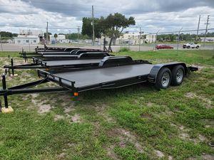 New 7×18ft Car Hauler for Sale in Lakeland, FL
