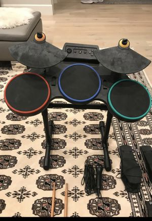 Guitar Hero Drum Set PS3 for Sale in OR, US