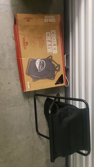 Chair coolers! Great for any game day! for Sale in Federal Way, WA