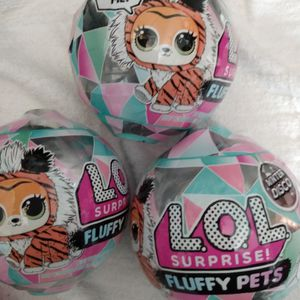 Brand New LOL Surprise Fluffy Pets Unopened $8 Each for Sale in Orlando, FL