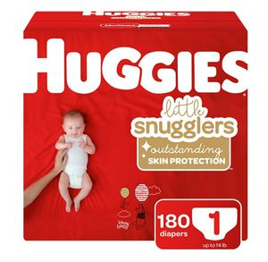 Huggies Diapers Size 1 for Sale in Bethlehem, PA