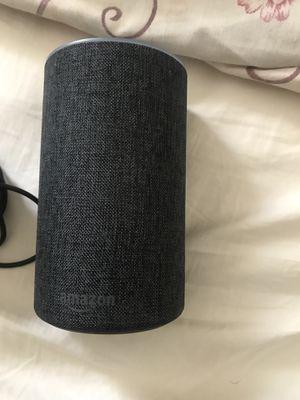 Amazon echo second generation. for Sale in Fairfax, VA