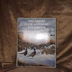 Oklahoma Game Rangers' Cookbook for Sale in Oklahoma City, OK