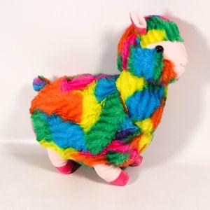 Rainbow Llama Creature Kellytoy Soft Stuffed Animal Plushie Toy Plush Cuddly for Sale in Mesa, AZ