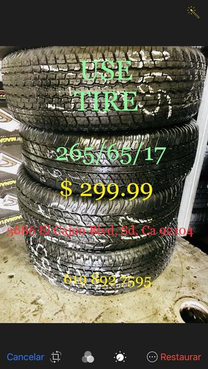 USE TIRE for Sale in San Diego, CA