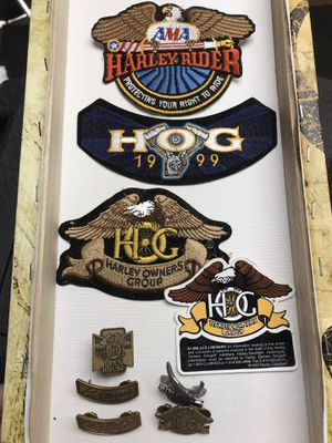 Harley Davidson Pins and Patches for Sale in Damascus, MD