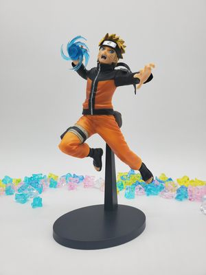 Japanese anime Naruto toy figure statue Naruto rasengan 9 inches for Sale in Rosemead, CA