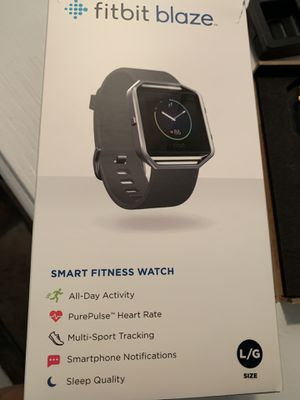 Fitbit Blaze - In working order for Sale in Las Vegas, NV