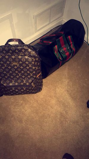 Brand New Gucci n Louis Vuitton Bags (Legit) for Sale in Columbus, OH