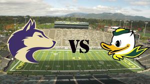 Huskies vs Ducks game today 2 tickets for the price of 1 for Sale in Auburn, WA