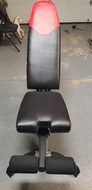 Weight bench for Sale in Oswego, IL