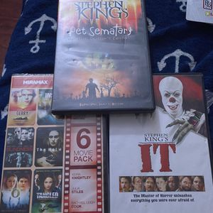 8 Movies In One Horror Lovers 😇 for Sale in Depew, NY